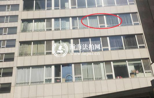 西派国际公寓1号楼510室