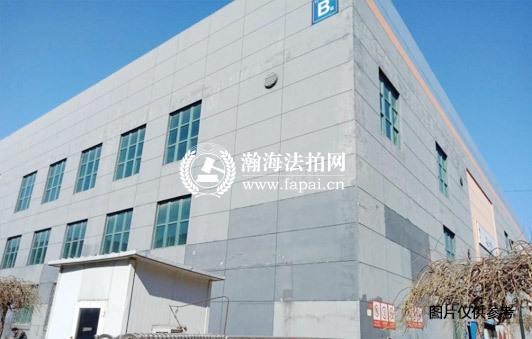 盛泰华业全境电商产业基地1-5幢